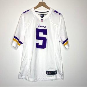 Minnesota Vikings Teddy Bridgewater Nike Jersey